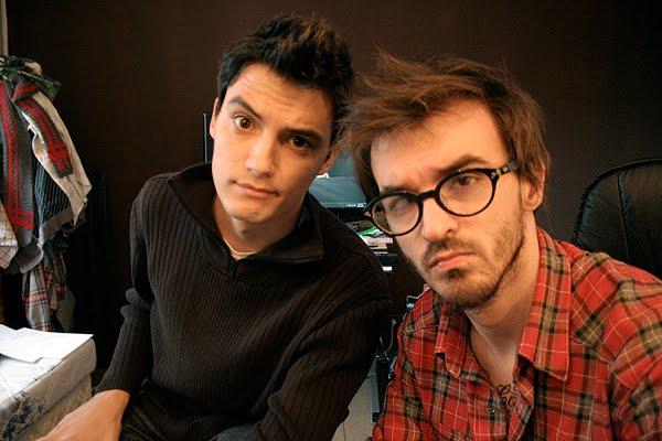 Felipe Neto e PC Siqueira.