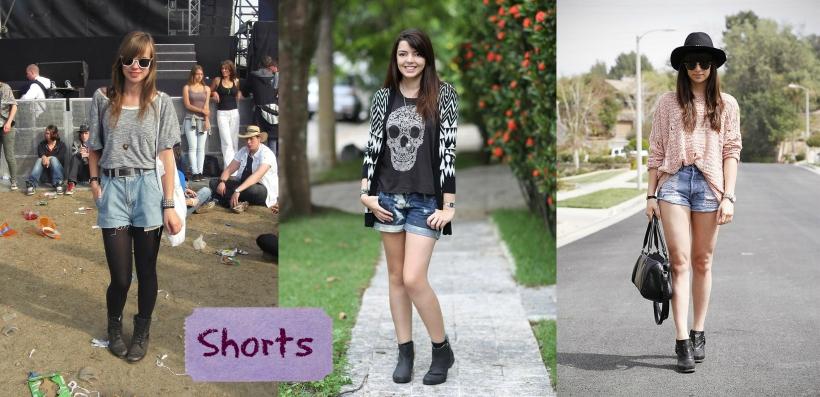 Looks de Nienke, Lia e Casey Marie